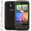 HTC Desire SIM Free Android mobile phone