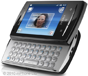 Buy Sony Ericsson X10 Mini Pro Android mobile phone SIM Free