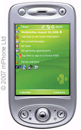 HTC 6300 Pocket PC Phone