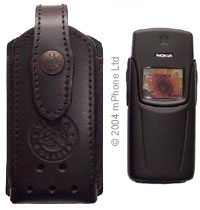 Vega Holster with Nokia 8910i