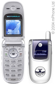 Buy Motorola V220 SIM Free mPhone UK